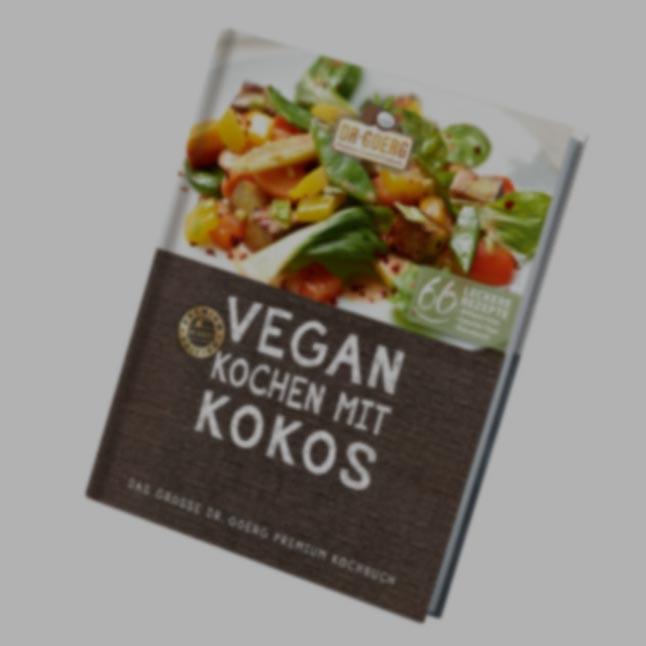 Vegan kochen mit Kokos