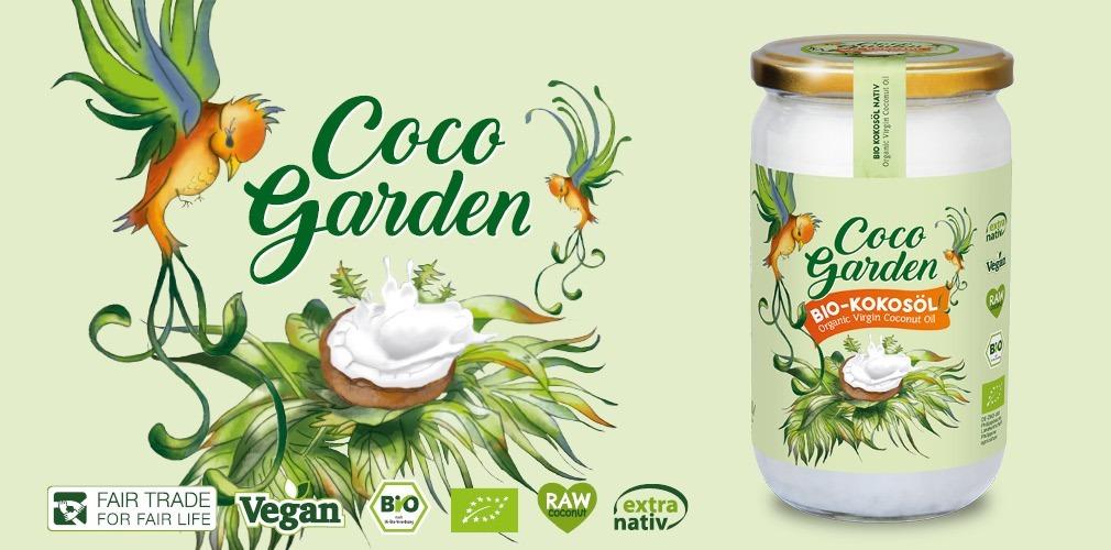 Coco Garden Logo