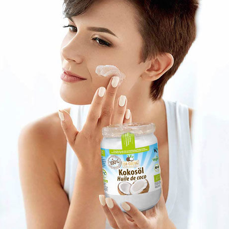 Kokosöl Anwendungen Kokosöl ist ein echtes Beautywunder.