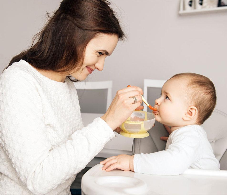 Kokosöl für Babys, als Zutat der Beikost