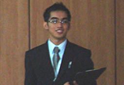 Dr. Goerg unterstützt philippinischen Jungmediziner