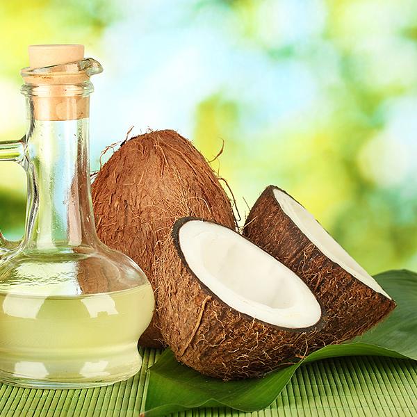 Kokosöl oder Kokosfett