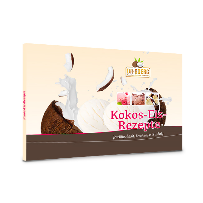 Kokos-Eis-Rezepte von Dr. Goerg - Das Buch