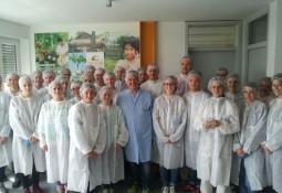 Vom Besten lernen: Gießener Studierende zu Besuch bei Kokos-Experte Dr. Goerg