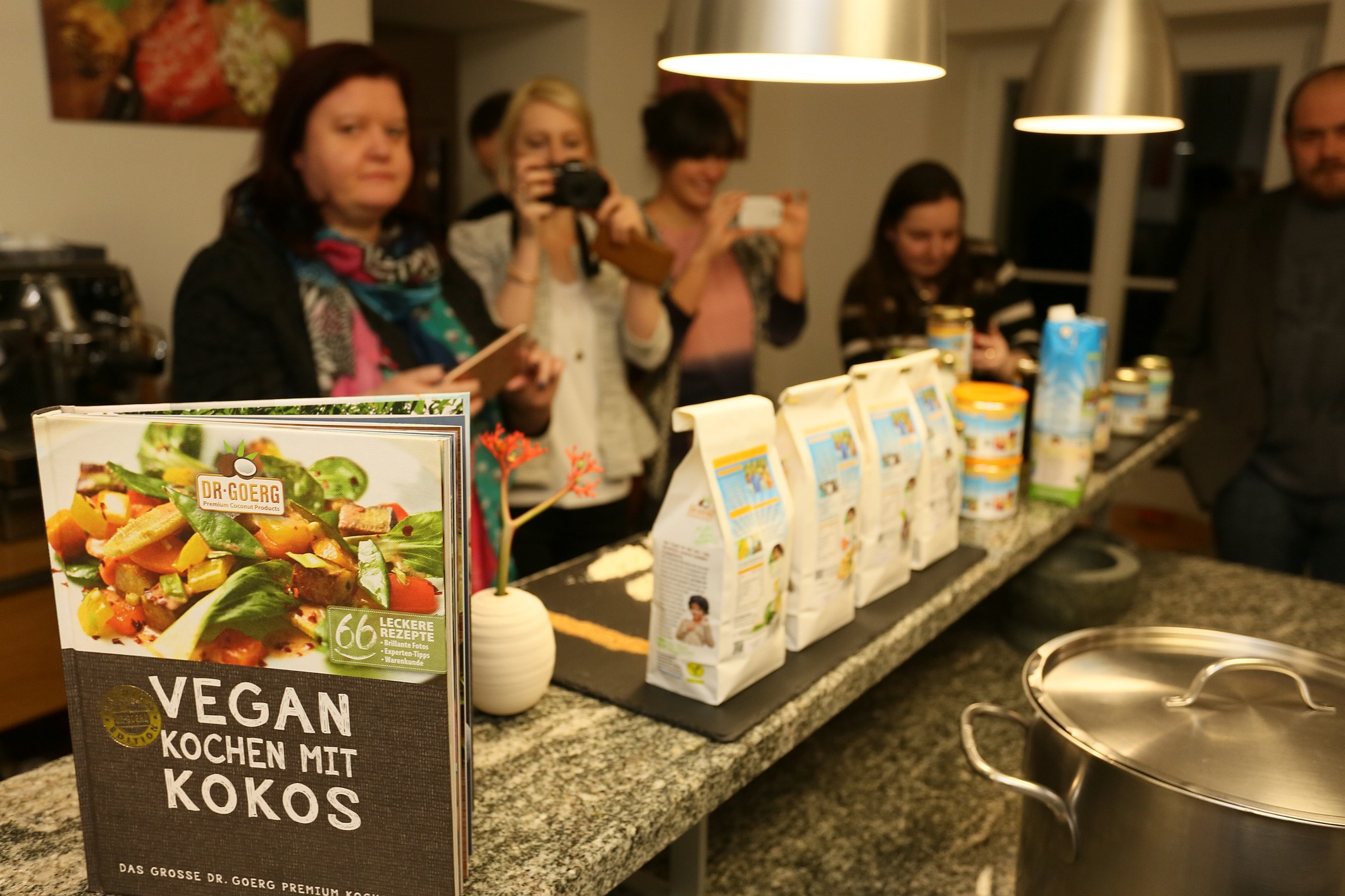 Dr. Goerg_Event 10.02.16_Food-Blogger im Einsatz
