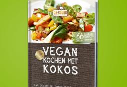 """Zu gewinnen: 10 hand-signierte Dr. Goerg-Kochbücher """"Vegan kochen mit Kokos"""""""