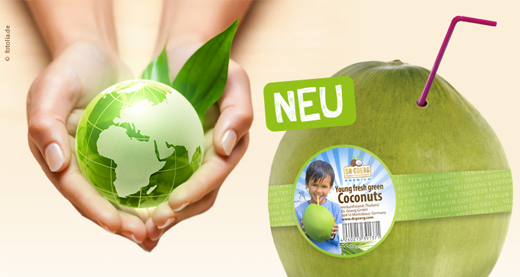 Umweltfreundliche Verpackung Hinweise