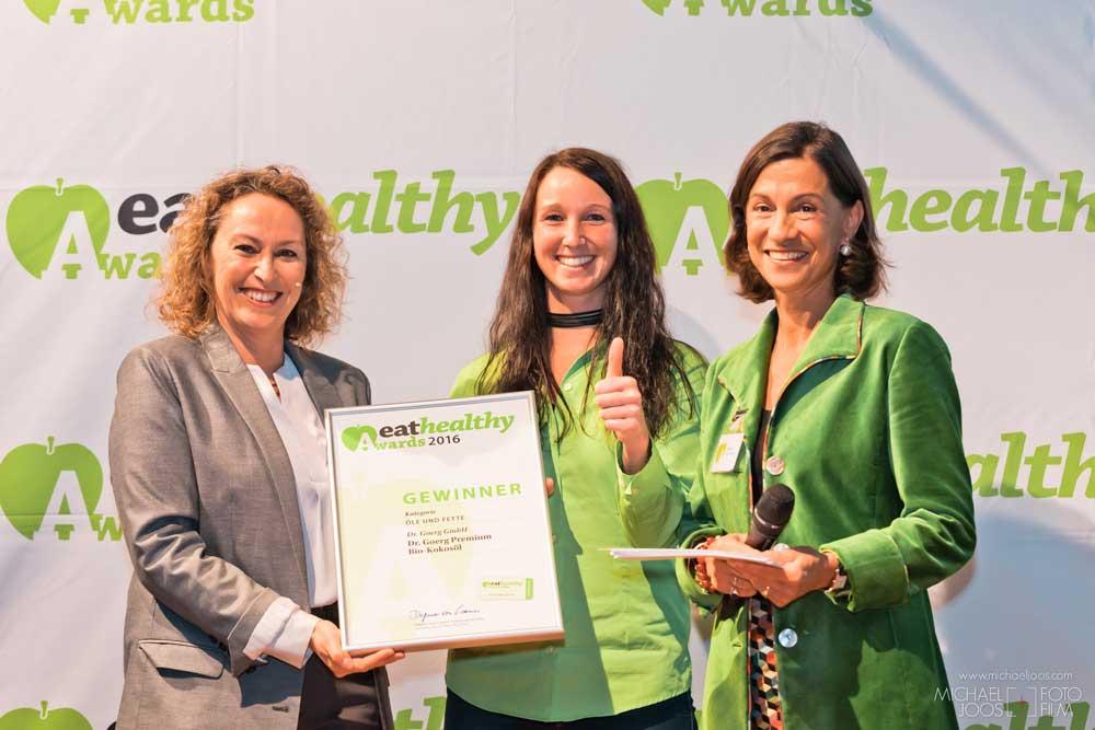 eathealthy Award Dr.Goerg