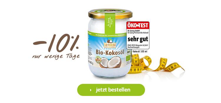 Bio-Kokosöl kaufen