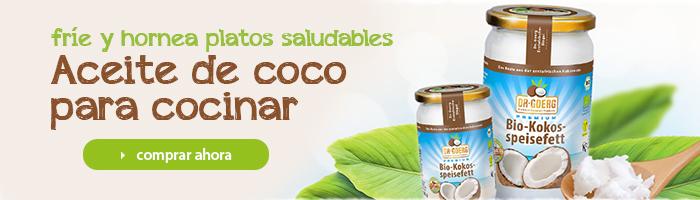 Diferencia entre el aceite de coco o aceite de coco para for Aceite de coco para cocinar