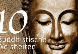 10 buddhistische Weisheiten für Ihr zauberhaftes Jahr 2018