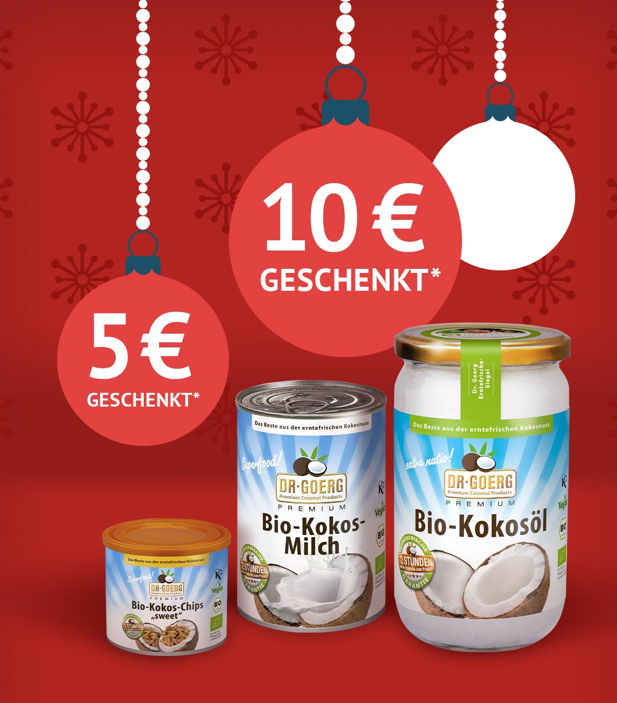 10€ Geschenkt