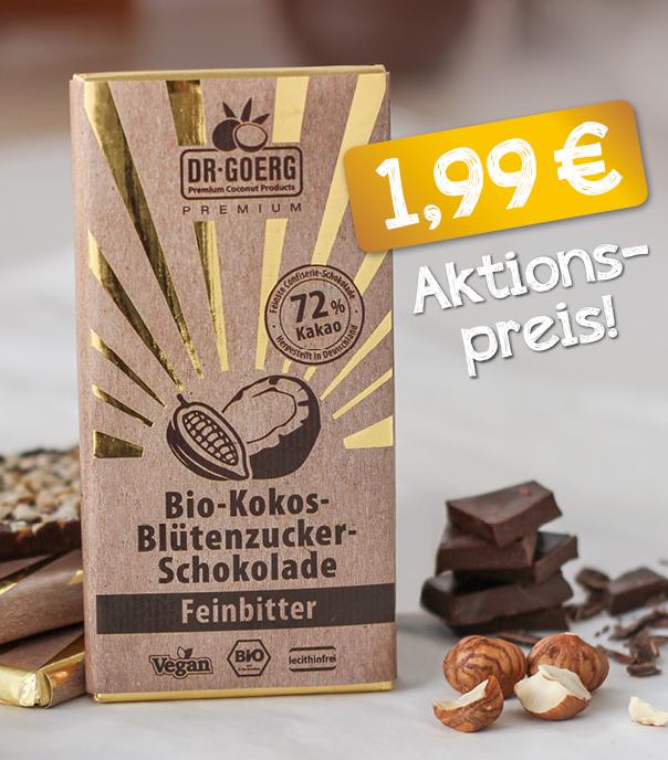 Kokos-Schokolade NEU