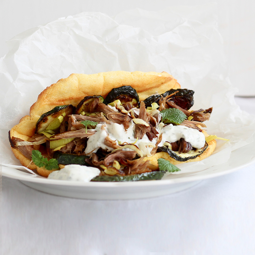 Low Carb Döner