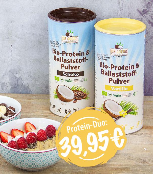 Proteinpulver 39,95 € 01
