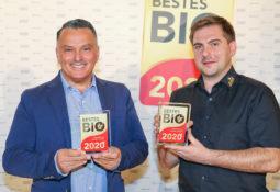 Dr. Goerg gewinnt gleich zweimal die Auszeichnung Bestes Bio 2020