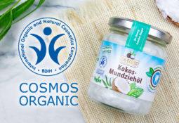 COSMOS ORGANIC – Der europäische Standard für Natur- und Biokosmetik