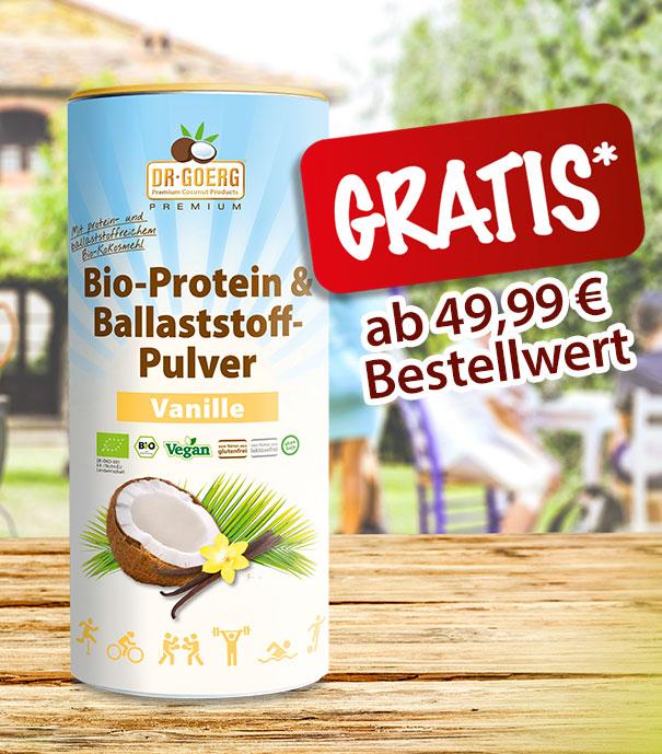 Proteinpulver GRATIS 01